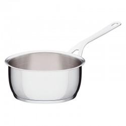 Saucepan Ø18cm - Pots&Pans Steel - A Di Alessi A DI ALESSI AALEAJM105/18