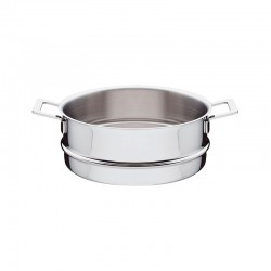 Steamer Basket - Pots&Pans Steel - A Di Alessi