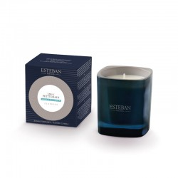 Vela Perfumada Aroma Roupa Lavada E Petitgrain - Esteban Parfums ESTEBAN PARFUMS ESTELP-001