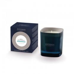 Vela Perfumada Lino y Petitgrain - Esteban Parfums