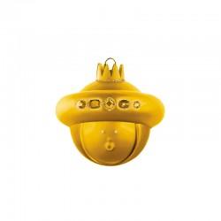 Christmas Bauble Golden – Baldassarre - A Di Alessi A DI ALESSI AALEAMJ1310GD