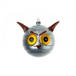 Ornamento Bola de Natal – Uffoguffo - A Di Alessi A DI ALESSI AALEAMJ1316