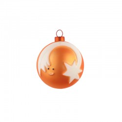 Set of 4 Christmas Bauble – Stella Cometa - A Di Alessi A DI ALESSI AALEAMJ137
