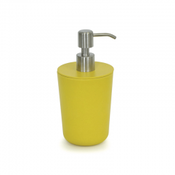 Dispensador De Sabonete Líquido - Baño Amarelo (limão) - Biobu