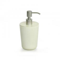 Dosificador De Jabón - Baño Blanco - Biobu