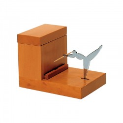 Toothpick Holder - CO1369 - Officina Alessi
