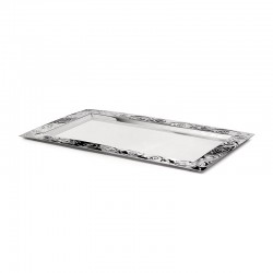Rectangular Tray - Placentarius - Officina Alessi OFFICINA ALESSI OALEAP01