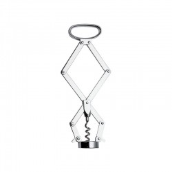 Corkscrew – Socrates Steel - Officina Alessi