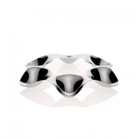 Taça de 6 Compartimentos para Aperitivos - Super Star Inox - Officina Alessi OFFICINA ALESSI OALETK03