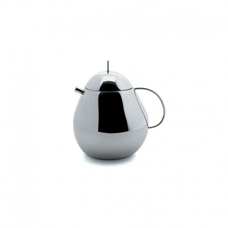 Teapot - Fruit basket Steel - Officina Alessi OFFICINA ALESSI OALESAN01