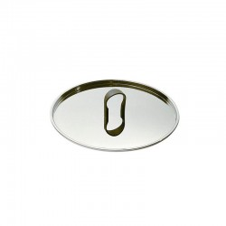 Lid Ø28cm - La Cintura di Orione Steel - Officina Alessi
