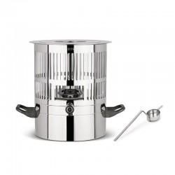 Flambé Lamp - La Cintura di Orione Steel - Officina Alessi
