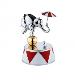 Musical Box - Ballerina Circus - Officina Alessi