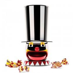 Dispensador de Caramelos - Candyman Circus - Officina Alessi