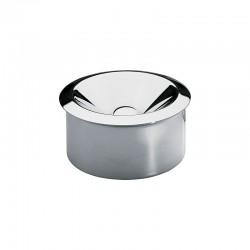 Ashtray Silver – 90010 - Officina Alessi OFFICINA ALESSI OALE90010/I