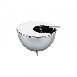 Ashtray Silver - 90046 - Officina Alessi OFFICINA ALESSI OALE90046
