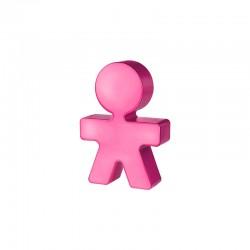 Table Lamp Pink - Girotondo - A Di Alessi