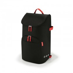 Citycruiser Bag Black Black And Red - Reisenthel REISENTHEL RTLDF7003