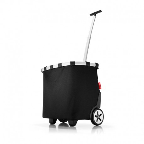 Trolley para Compras Preto – CarryCruiser - Reisenthel REISENTHEL RTLOE7003