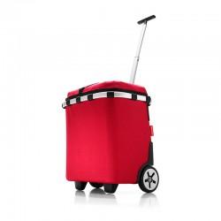 Carro de Compra Térmico con Tapa Rojo – CarryCruiser ISO - Reisenthel REISENTHEL RTLOJ3004
