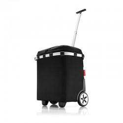 Carro de Compra Térmico con Tapa Negro – CarryCruiser ISO - Reisenthel REISENTHEL RTLOJ7003