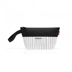 Large Cosmetics Bag - Urban Case Tokyo Black And White - Reisenthel REISENTHEL RTLPK7049