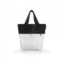 Bolsa de Compras - Urban Rollbag Berlin Blanco Y Negro - Reisenthel REISENTHEL RTLPM7049
