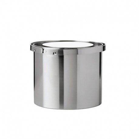 Balde Para Gelo Arne Jacobsen 1L Prateado - Stelton STELTON STT05-1