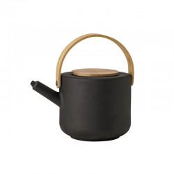Teapot Theo - 1,25L Matt Black - Stelton STELTON STTX-630