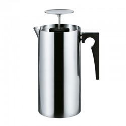 French Press Arne Jacobsen 1L Silver - Stelton STELTON STT01-3