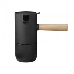 Espresso Maker - Collar 250Ml Matt Black - Stelton STELTON STT420