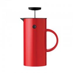 Cafetera De Émbolo - 1L Rojo - Stelton