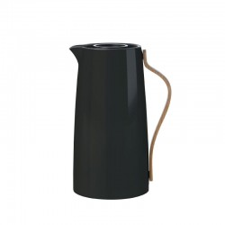 Vacuum Jug For Coffee 1,2L - Emma Black - Stelton
