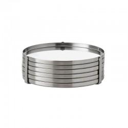 Coaster (X6) Silver - Stelton