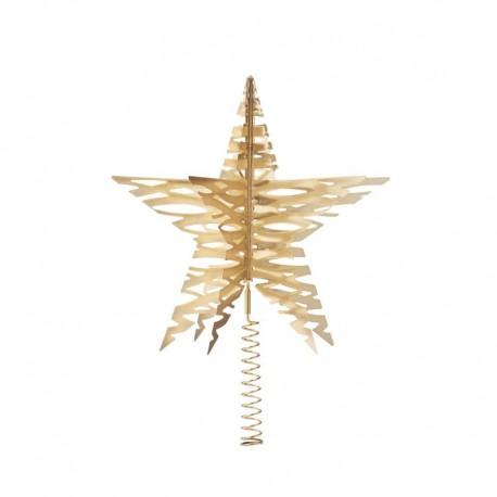 Adorno Estrella - Tangle Dorado - Stelton STELTON STT10220