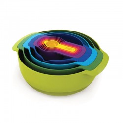 Conjunto Nest 9 Multicolor - Joseph Joseph