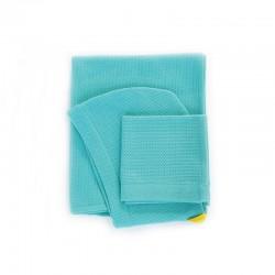 Baby Towel Set - Bambino Lagoon - Ekobo Home