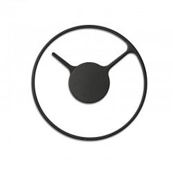 Reloj De Pared - Time Ø22Cm Negro - Stelton