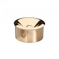 Cinzeiro Dourado - 90010 - Officina Alessi OFFICINA ALESSI OALE90010/B