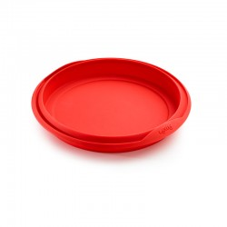 Detachable 24Cm Tatin Mould Red - Lekue