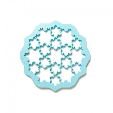 Snow Cookies Cutter Blue - Lekue LEKUE LK0200170Z11M017