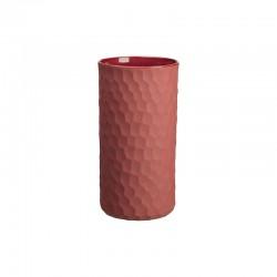 Jarra Vermelha ø12Cm – Carve Vermelho - Asa Selection ASA SELECTION ASA1368137