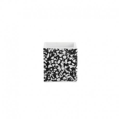 Florero 12cm - Quadro Terrazzo Blanco Y Negro - Asa Selection ASA SELECTION ASA4603106