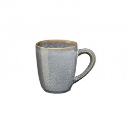 Mug with Handle Ø8,5cm Denim - Saisons - Asa Selection