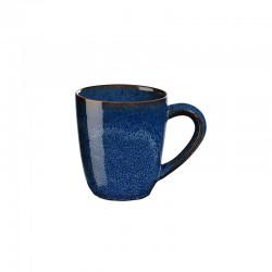 Caneca com Pega Ø8,5cm Azul Meia-Noite - Saisons - Asa Selection ASA SELECTION ASA27061119