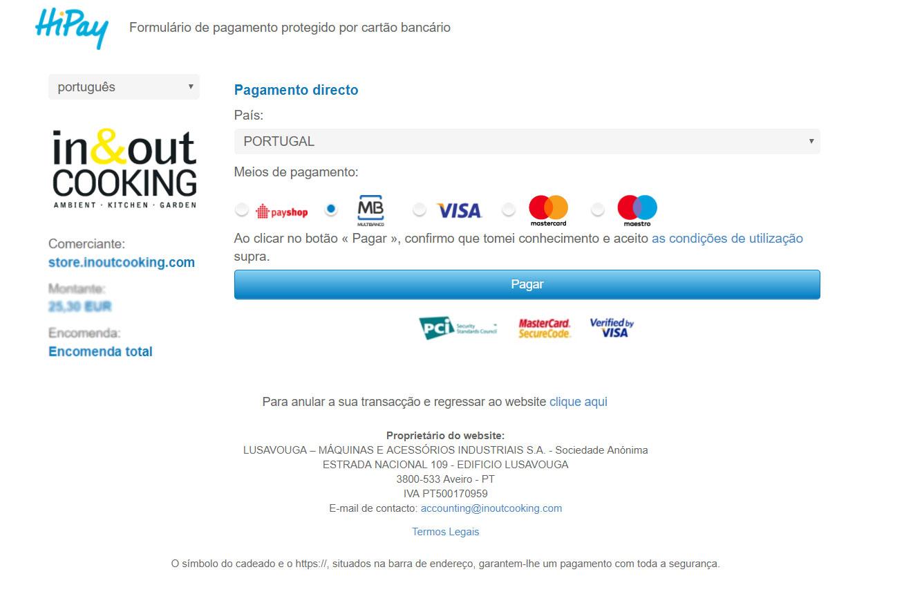 Transferir dinheiro para paypal pelo multibanco