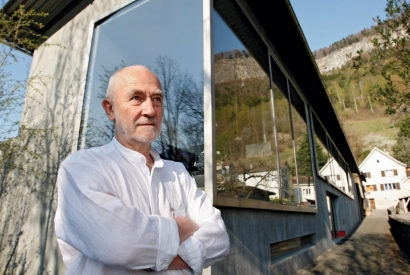 Designer of the month - Peter Zumthor