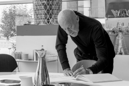 Designer of the month - Norman Foster